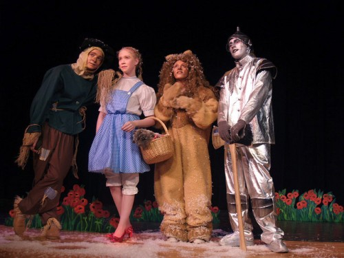 Companions on the Yellow Brick Road