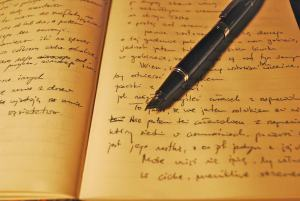 In a Journal, Complete your Relationships with People or Concerns